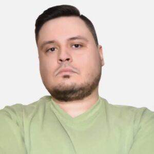 Александр Репета - технический директор и фул стек разработчик в GoIT